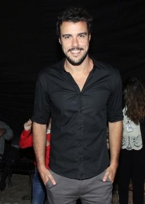 Personagem de Joaquim Lopes não vai aceitar o pai, interpretado por José Mayer, ao descobrir que ele é gay