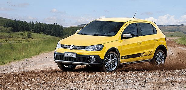 Volkswagen Gol Rallye 2015 - Divulgação - Divulgação