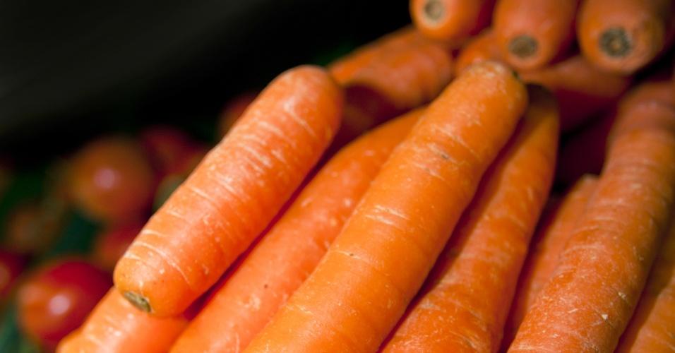 Aquário cenoura