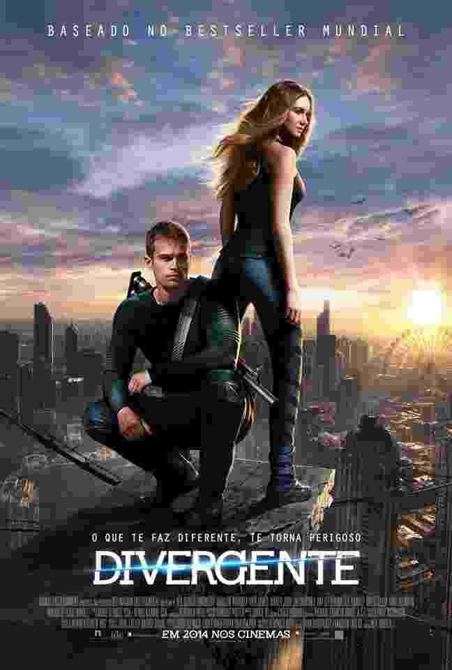 """Cena do filme """"Divergente"""", de Neil Burger - Divulgação"""
