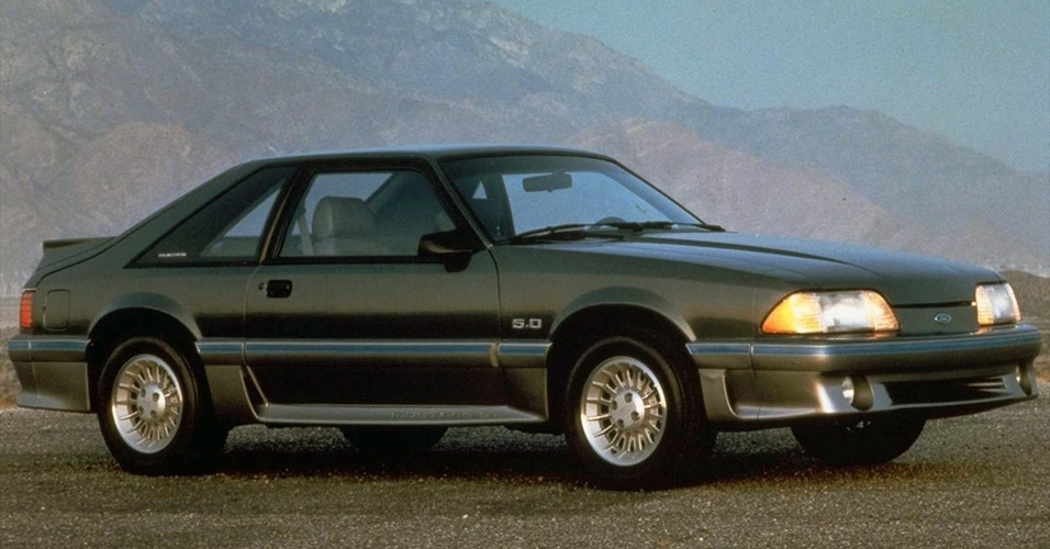Ford Mustang Mark 3 (1979-1993)