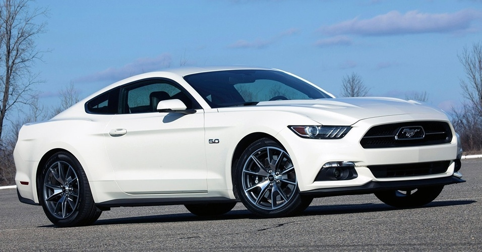 Ford Mustang Mark 6 (2014)