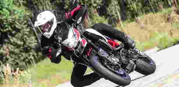 Ducati Hypermotard SP - Doni Castilho/Infomoto - Doni Castilho/Infomoto