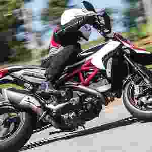 Ducati Hypermotard SP - Doni Castilho/Infomoto
