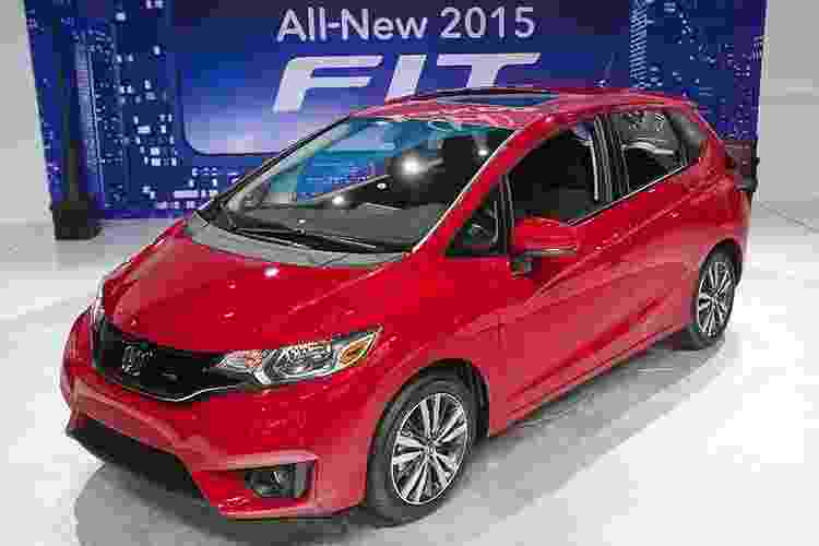 Honda Fit 2015 - Carlo Allegri/Reuters