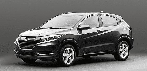 Honda HR-V - Divulgação - Divulgação