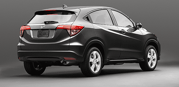 Honda HR-V traseira - Divulgação - Divulgação