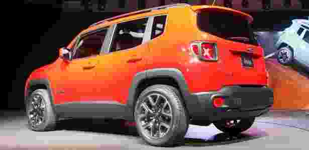 Jeep Renegade 2015 - Newspress - Newspress