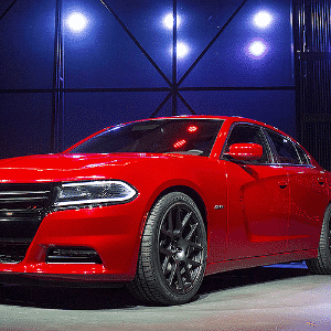 Dodge Charger 2015 - Eric Thayer/Getty Images/AFP