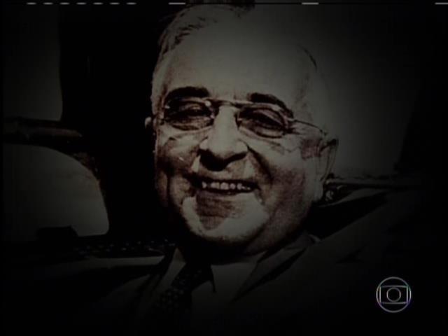 O presidente Getúlio Vargas, que governou o Brasil em dois momentos, de 1930 a 1945 e de 1951 a 1954
