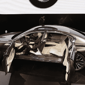 BMW Vision Future Luxury Concept - Jason Lee/Reuters