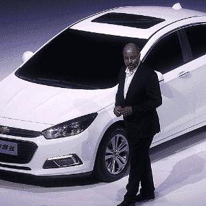 Chevrolet Cruze - AFP