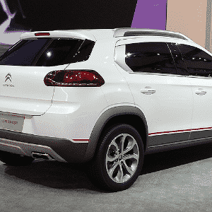 Citroën C-XR - Claudio Luís de Souza/UOL