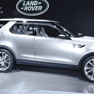 Land Rover Discovery Vision Concept - Newspress