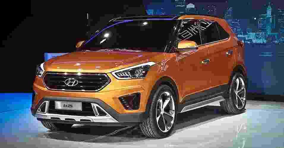Hyundai ix25 Concept - Guilber Hidaka/UOL