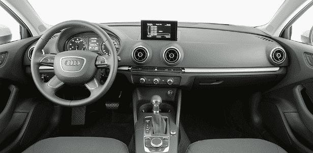 Audi A3 Sedan 1.4 TFSI - Divulgação - Divulgação