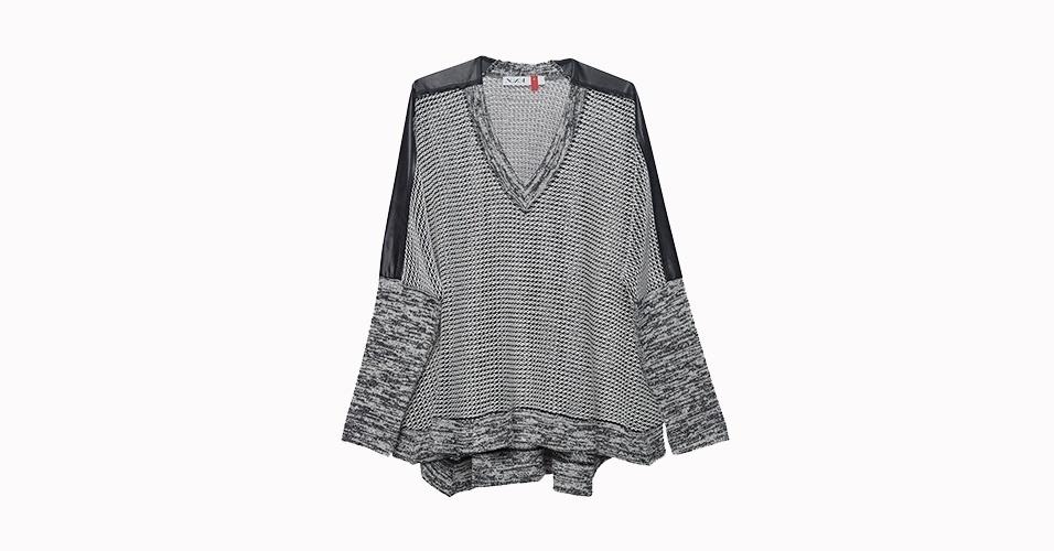 De algodão e material sintético; R$ 395 da Nuage (www.nuageloja.com.br)