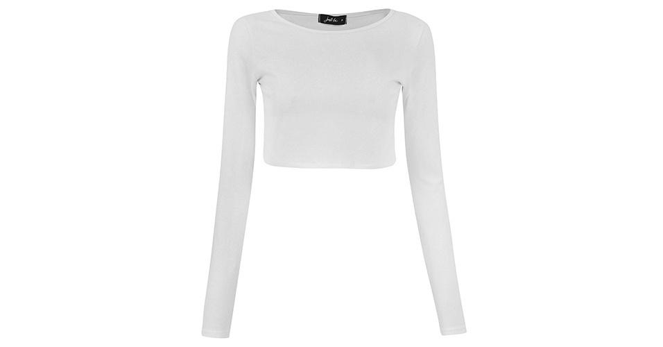 De algodão; R$ 49,90 da Renner (www.lojasrenner.com.br)