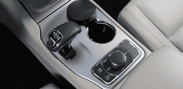 Jeep Grand Cherokee Limited Diesel - Murilo Góes/UOL - Murilo Góes/UOL