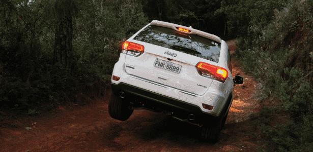 Capacidade offroad é uma das características mais tradicionais da Jeep - Murilo Góes/UOL