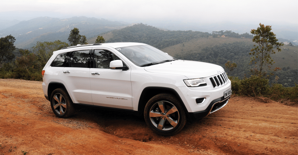 Jeep Grand Cherokee Limited Diesel