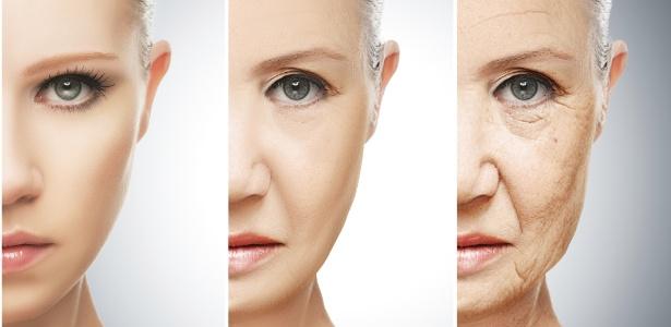 Fatores externos, como Sol e cigarro, são os grandes responsáveis pelo envelhecimento da pele  - Thinkstock