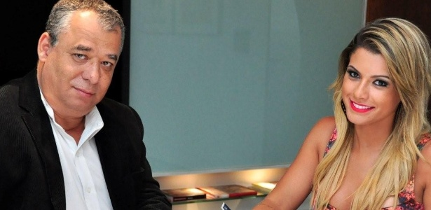 Babi Rossi assina contrato com a Rede TV!