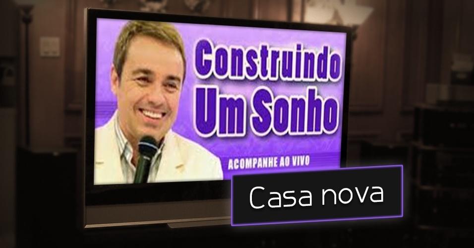 """Exibido até 2009 no SBT no """"Domingo Legal"""", o quadro """"Construindo um Sonho"""" fez sucesso com famílias de baixa renda que eram beneficiadas com uma casa nova e móveis novos"""
