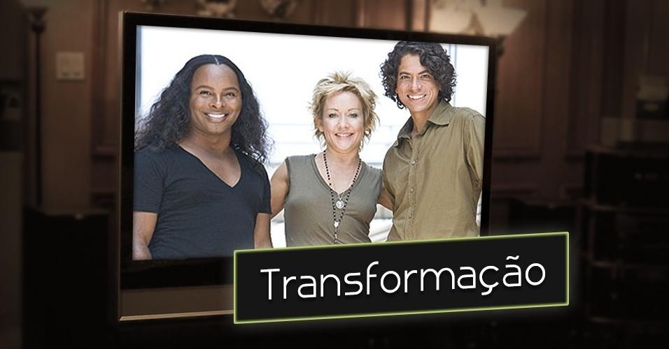 """Exibido no Discovery Channel, o reality """"10 anos Mais Jovem"""" possui na equipe médicos, dentistas, especialistas em cirúrgicas plásticas que são responsáveis por promoverem uma transformação no visual de anônimos"""