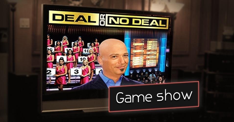 """Outro game show valendo R$ 1 milhão foi exportado do exterior para o Brasil. """"Deal or No Deal"""" chegou ao Brasil como o nome """"Topa ou Não Topa"""", apresentado por Roberto Justus no SBT"""