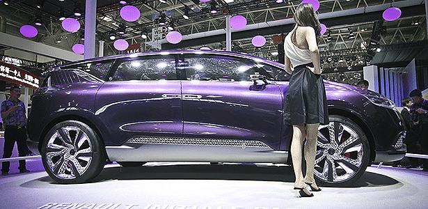Renault Initiale Paris Concept - Guilber Hidaka/UOL - Guilber Hidaka/UOL