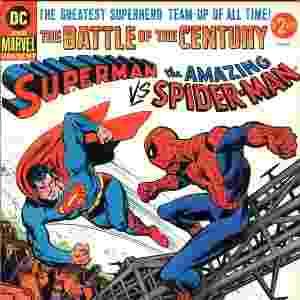 SUPERMAN VS. HOMEM-ARANHA: (Superman vs. The Amazing Spider-Man) - Reprodução