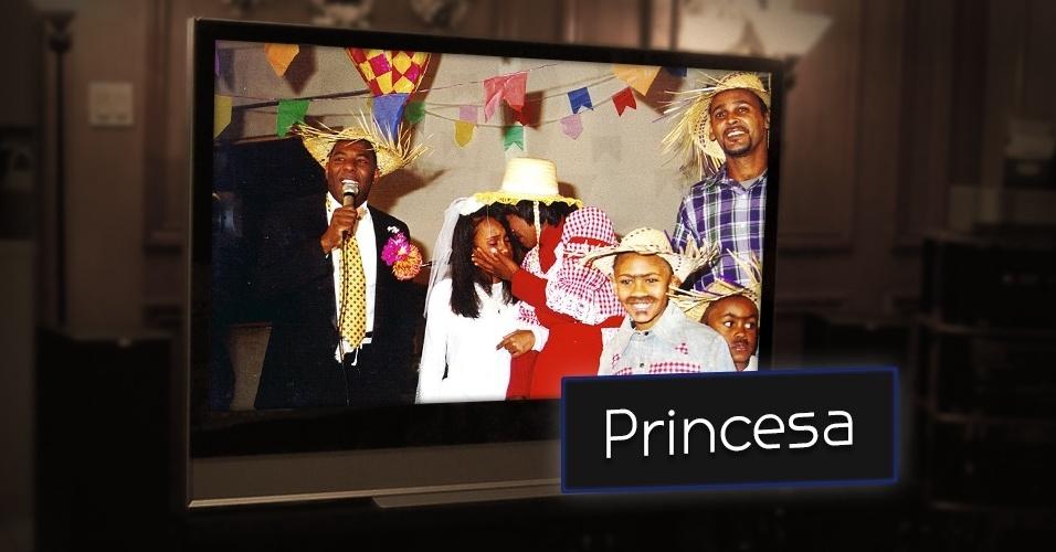 """Transformar plebeias em princesas é uma especialidade da televisão brasileira. Proporcionar um dia diferente para meninas de baixa renda, realizar sonhos, Netinho soube bem como fazer isso. Tanto no SBT, quanto na Record, o pagodeiro exibiu o quadro """"Um dia de Princesa"""""""