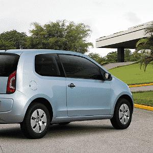Volkswagen up! 2 portas - Divulgação