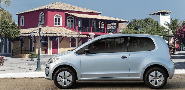 Volkswagen up! 2 portas - Divulgação - Divulgação