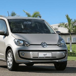 Volkswagen up! I-Motion - Divulgação