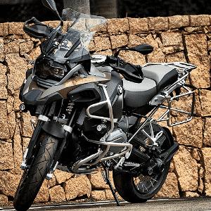 BMW R 1200 GS Adventure - Divulgação