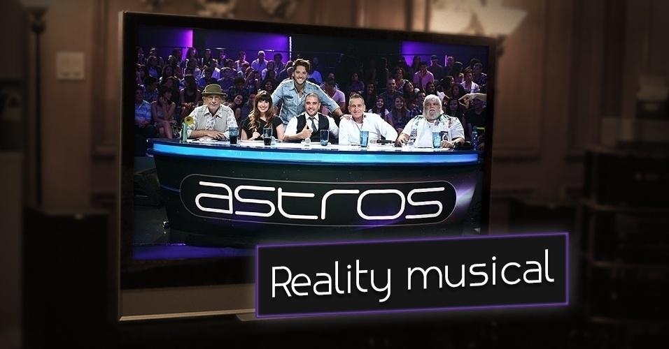Escolher um astro musical no Brasil. Ah, são vários os formatos de realities musicais na televisão