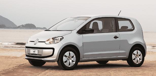Volkswagen up! duas-portas - Divulgação - Divulgação