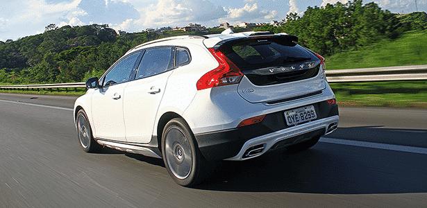 Volvo V40 Cross Country - Divulgação - Divulgação