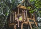 Confira três casas na árvore de pequenos Tarzans paulistanos