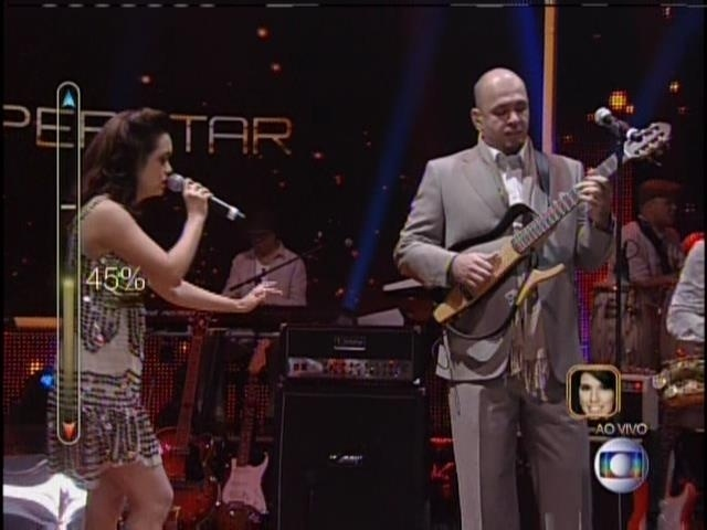 """27.abril.2014 - Gafieira Carioca foi uma das bandas aprovadas no último dia da primeira fase de """"SuperStar"""""""