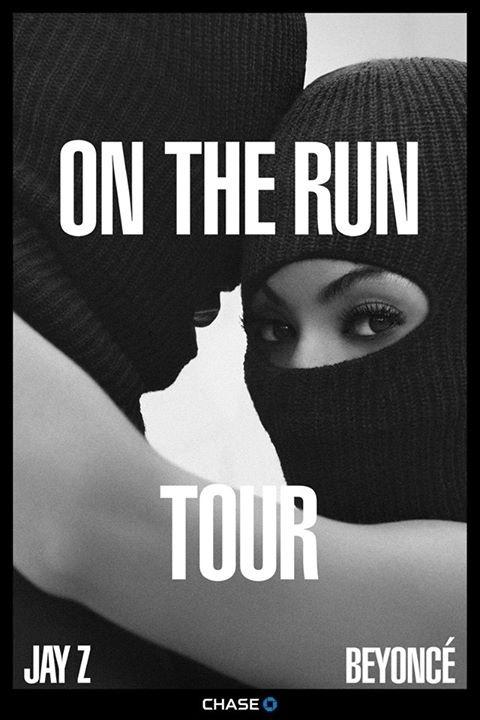 Beyoncé e Jay Z promovem nova turnê