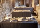 Arqueólogos encontram esqueletos de mais de 600 anos em Londes