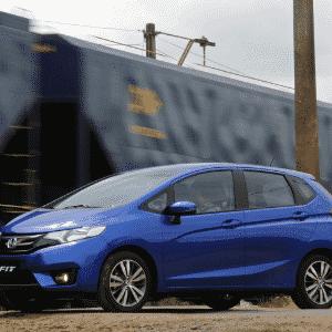 Honda Fit EXL 2015 - Murilo Góes/UOL