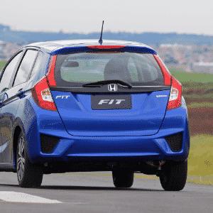 Honda Fit EXL 2015Honda Fit EXL 2015 - Murilo Góes/UOL