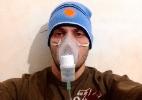 """""""Fiquei feliz em saber que estou com pneumonia"""", confessa ex-BBB João - Reprodução/Instagram/joaoalmeida82"""