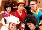 Espetáculo de criador do 'Cocoricó' traz bonecos, música e dança