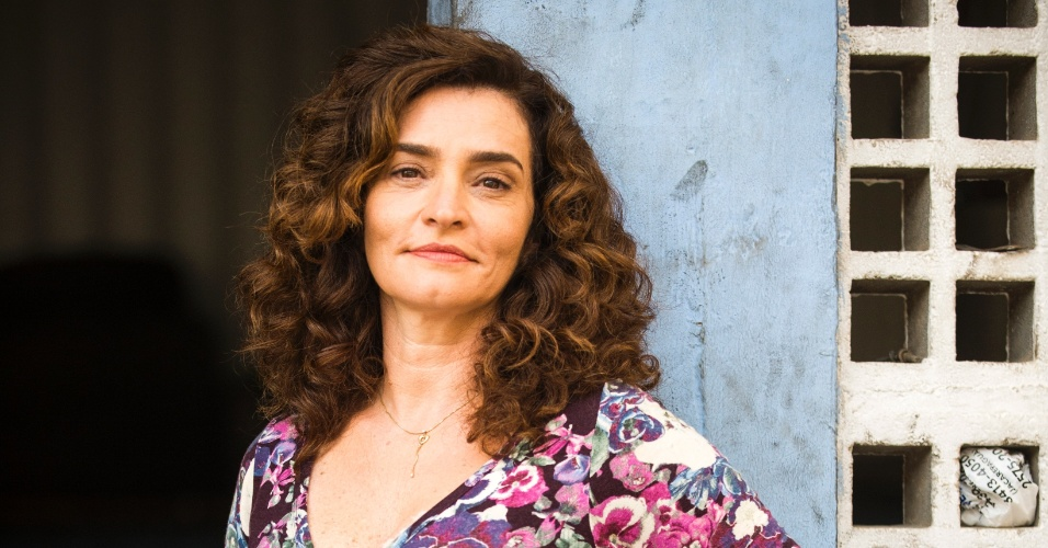 """Gisele Fróes é Rita de Cássia em """"Geração Brasil"""""""