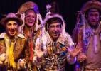 Premiado espetáculo 'Lampião e Lancelote' reestreia em São Paulo